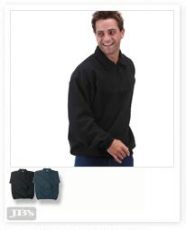 JB's American Zip Collar Fleece
