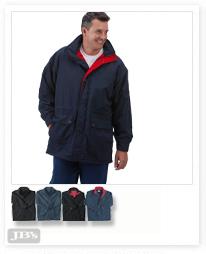 JB's Mirco Long Line Jacket