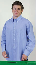 POLY-COTTON BUSINESS SHIRT