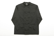 Chefs Jacket Black Long Sleev