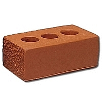 Brick Qty 100 Price Includes One Colour One Position Print.
