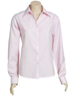 LB2630 – Ladies Boston Shirt [Long Sleeve]