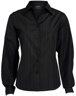 LB2730 – Ladies New Yorker Shirt [Long Sleeve]