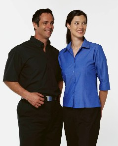 SH512 – Mens Short Sleeve Polyest