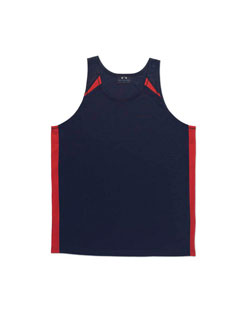 B/F Adults Bizcool Splice Singlet