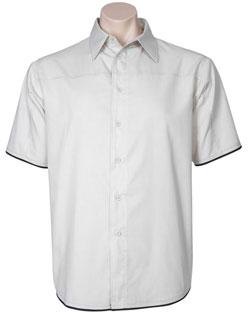 SH720 – Mens Short Sleeve Contemporary Shirt