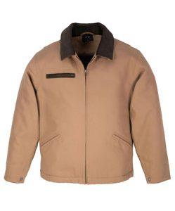 Mens Ranch Cotton Canvas Jacket