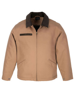Mens Ranch Cotton Canvas Jacket