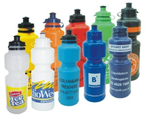 B701 750 Ml Fliptop Sports Bottle