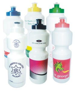 B702 750 Ml Screw Top Sports Bottle